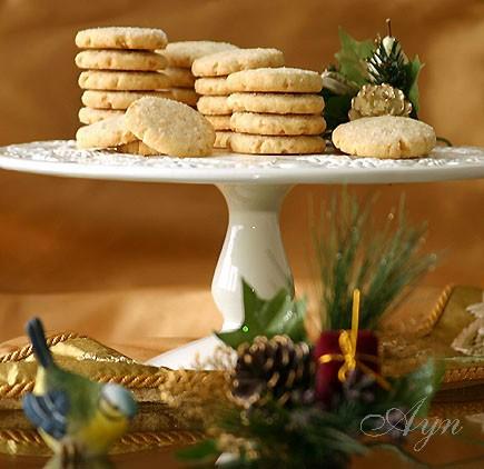 Это печенье по вкусу очень похоже на Датское масляное печенье, которое продаётся в жестяных банках... - 3