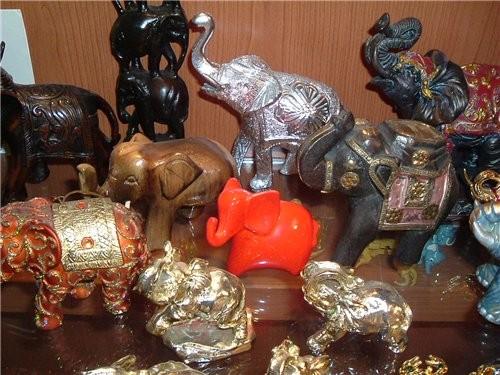 Какие слоники обалденные