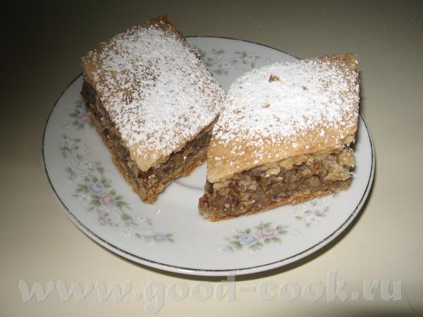 Я вам тута ещё рецептик пирожка укуснага хочу предложить, который делала любимому на днюху
