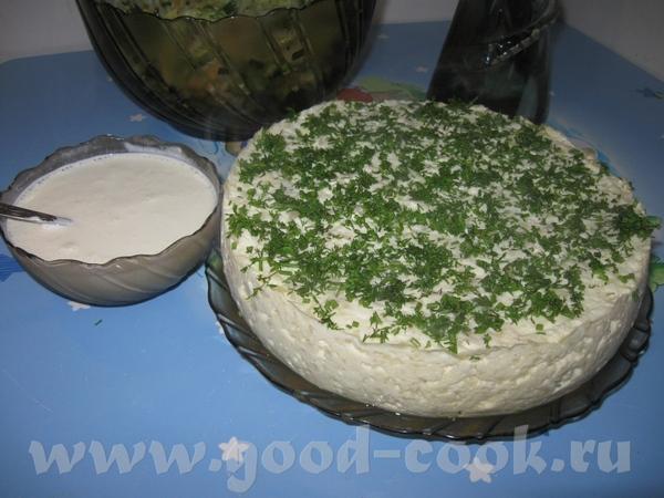 ЧИЗ по-молдавски с цветной капустой, творогом и брынзой 1 кг приваренной цветной капусты порезать м...