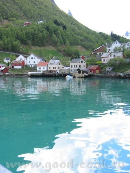 Фьорды - это и правда очень красиво май 2005 г - 3