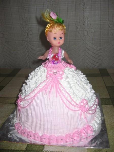 А это моя Барби