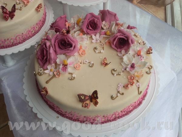 Хаска,очень аккуратные тортики - 4