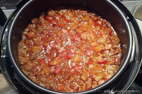 Готовим венгерский суп-гуляш: готово