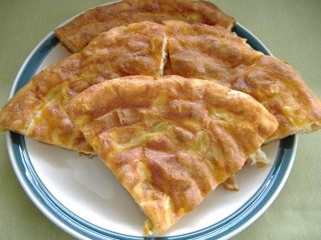 Вита(крученная) баница 500 г Fillo pastry; яйца 4 шт