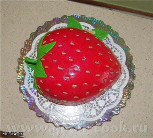 , интересный тортик, заказчику понравился - 2