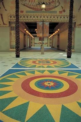 Летом в Дубае открылся очень красивый центр - Ибн Баттута, названный так по имени путешественника,... - 3