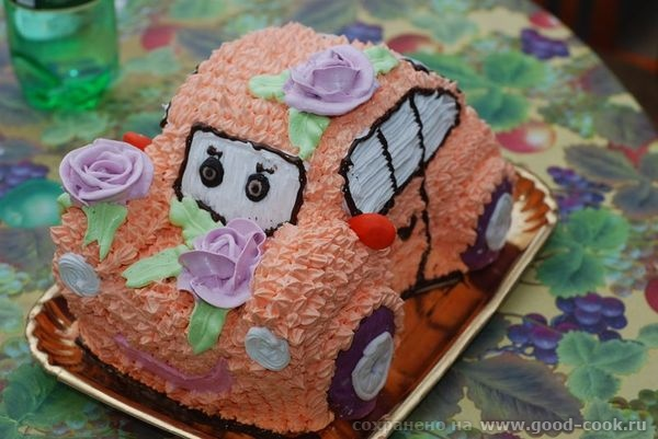 торт пина колада