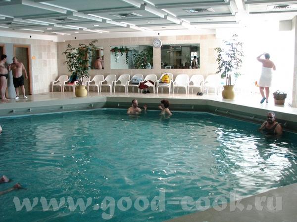 бассейн с подогретой водой из Мертвого моря - 2