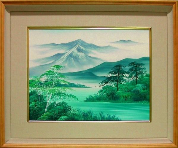 Kрасивие японские картины для идей Интересно Mandala- сакральные картины Дианы Фергюсон Картины на... - 7