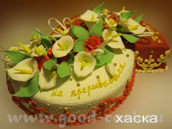 Оба торта очень красивые и аккуратные - 2