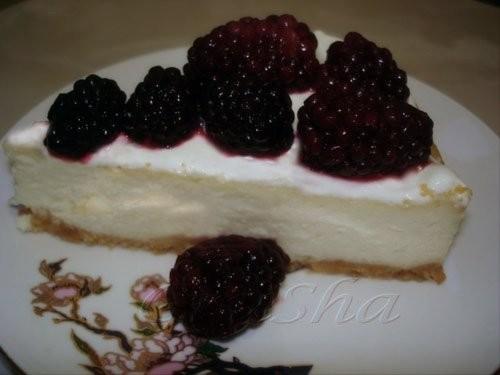 очень симпатичный тортик