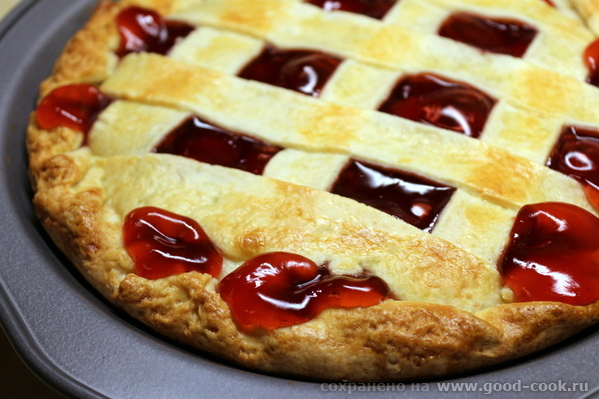 Cherry Pie (Вишневый пирог).