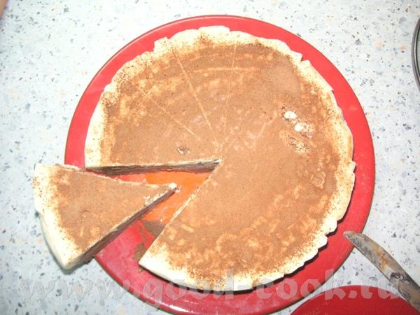 Так, девочки, я опять со своим шоколоданым тортом-меня муж затерроризировал))))))))делай ему его и... - 2