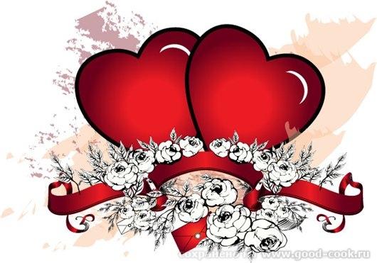 Надюша, с днём Святого Валентина