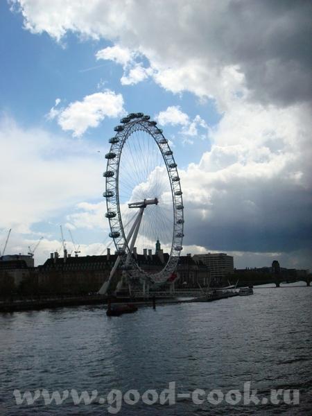"""естественно, следующим этапом был """"полет"""" на London Eye загрузились мы в такую вот кабинку и """"полет..."""