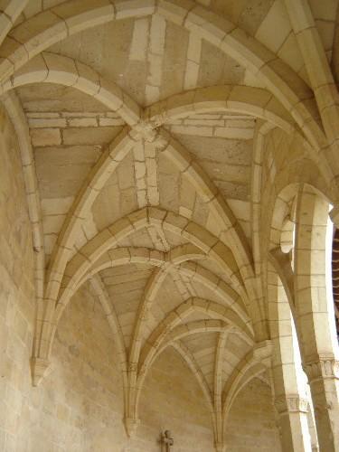 Потолки Центральный двор