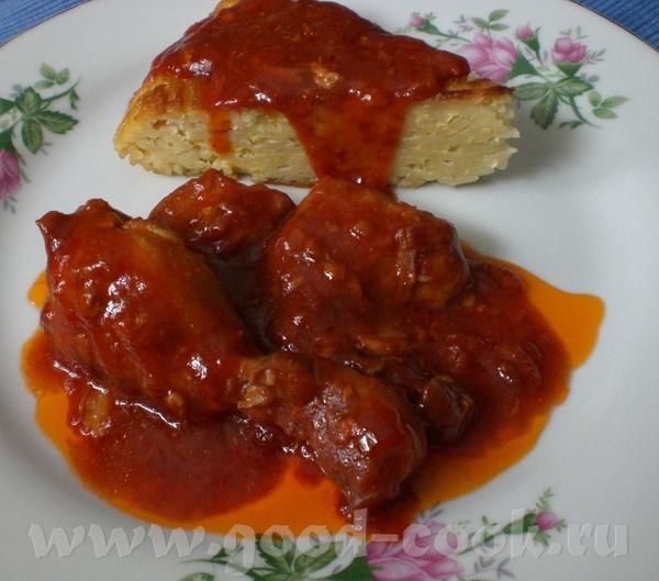 Хочу поделиться двумя блюдами, которые очень вкусно готовит мой муж - 2