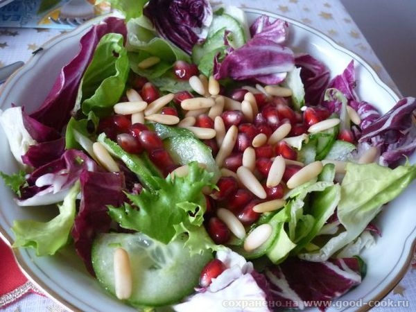 микс салат