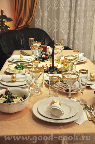 Православное Рождество отмечали в более широкой компании - 2