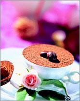"""Шоколадные трюфели с фундуком Источник: журнал """"Гастрономъ"""", #11/2002 Скорость приготовления: 30 ми..."""