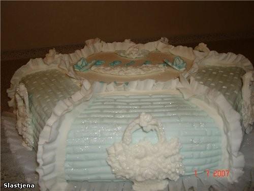 Несколько моих тортиков