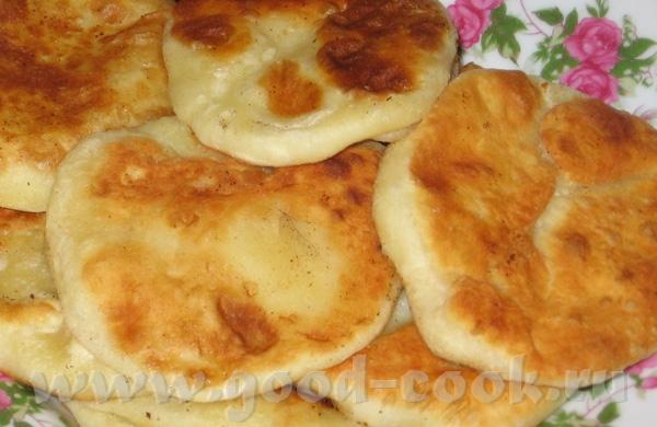 Жареные пирожки с картошкой Наташа, в общем до твоих им еще расти и расти, не получаются у меня так... - 2