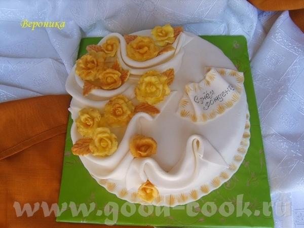 мои тортики: - 2