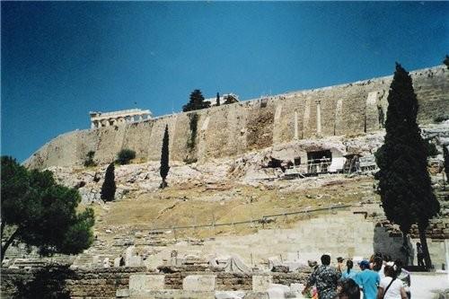 Акрополь-Афины - 10