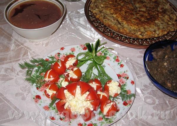 Теперь перейдем к пятничному ужину в середине праздника Песах, готовить нужно было меньше, но меня...