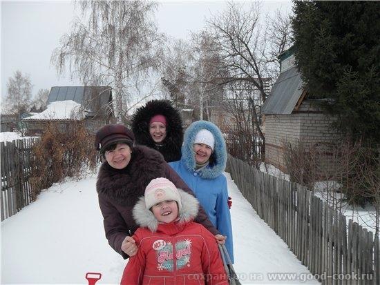 Мы вчера ездили на дачу На разведку :-D И немного пофоткались мы очень долго хохотали на льдинкой-в... - 5