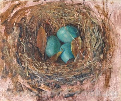 Jacqueline Gnott очередной шедевр гнездо Duane Keiser - 2