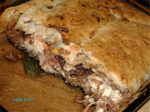 """Девочки, сегодня у меня очень вкусное и лёгкое в приготовлении блюдо палестинской кухни - """"Мсаххен"""" - 3"""