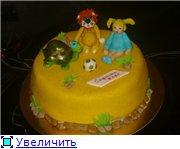 торт с ягненком торт с фейками торт львенок,черепаха,девочка - 9
