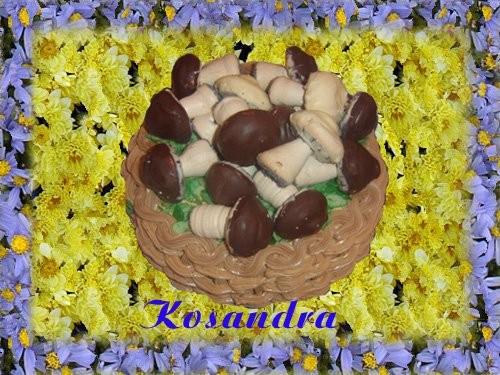 МАКОВЫЙ ТОРТ Ингредиенты: 4 яйца 1 ст