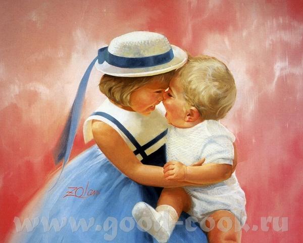 Вот такой художник- Donald Zolan и его cамыe прекрасныe оригинальные детские картины