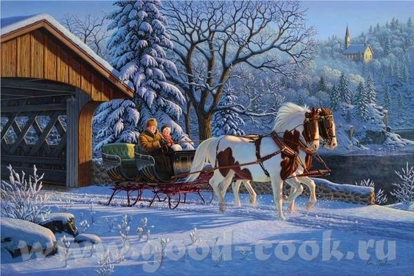 Рождественские картины =================== - 8