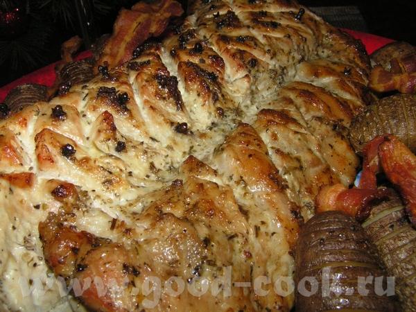Запеченая семга с беконом и фундуком Свинина запеченая+картофель с беконом В верхнем правом углу са... - 2
