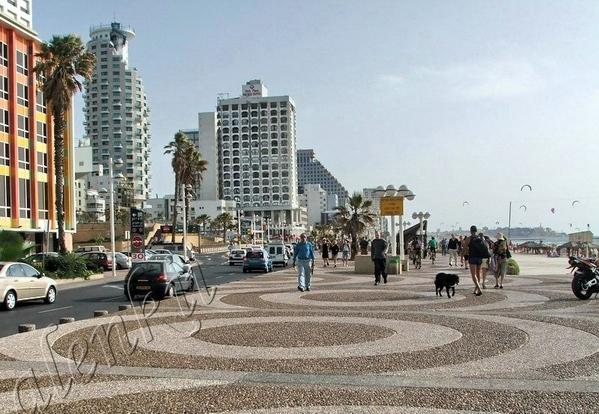 Тель-Авив город контрастов - 3