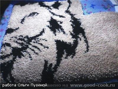 """ковер """"ЛЕВ"""""""