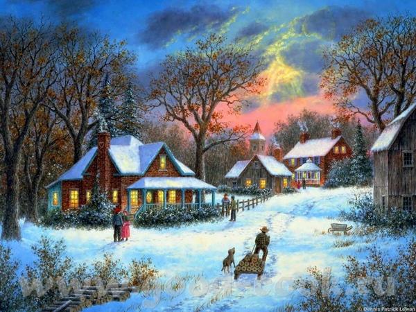 Зимняя сказка- oдно из самых красивых времён года Ted Blaylock Sam Timm Randy Van Beek Richard B... - 3