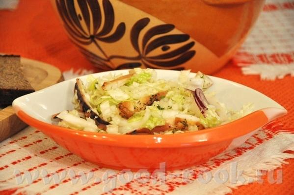 пара постных рецептов, может кому пригодятся Картофельное пюре с имбирём и чесноком [b Зелёный сала... - 3