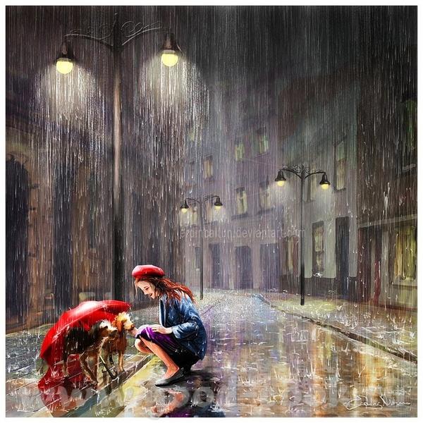 Спасибо Красота Erdinc Altun ======== Дождь ------------ Liza Hirst ========== Ботинки от дождя --... - 2