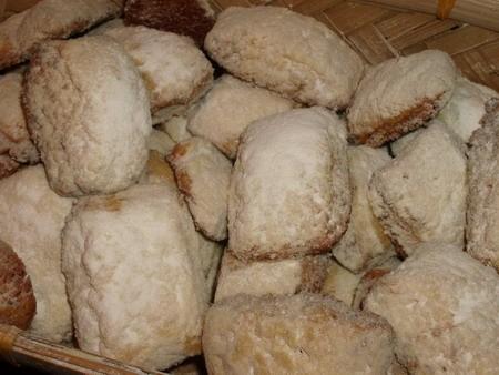 """Опять хочу угостить вас печеньками, называются """"Сырные подушечки"""" 250 гр"""