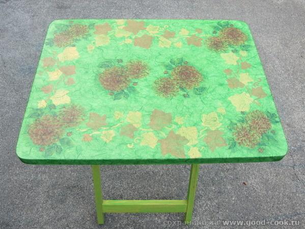 Столик складной