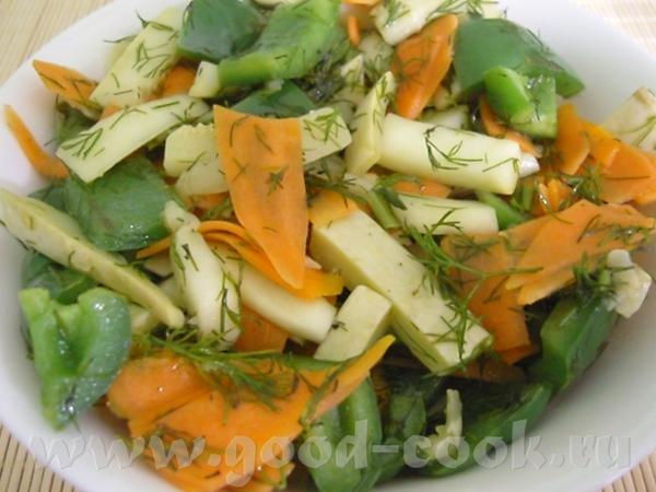 Кабачковый салат Люся, большое спасибо за этот вкусный, летний, южный салат