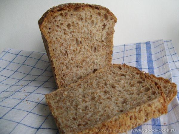 Барвихинский хлеб на закваске с ячневой крупой - 2