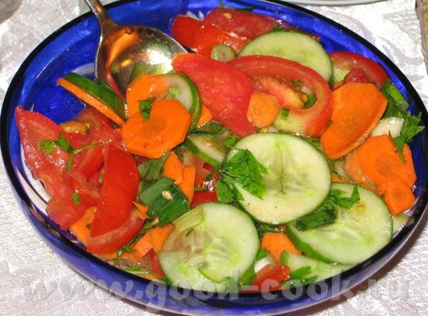 """Салат """"Заработок"""" На еврейский Новый год принято на праздничный стол подавать кружочки морковки, си..."""