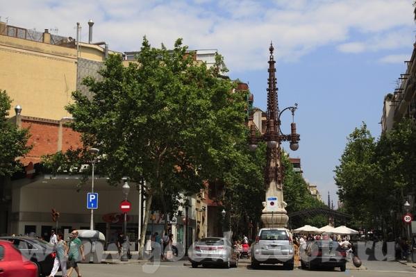 Закончив осмотр достопримечательностей мы пообедали, и пошли гулять пешком по центру города - площа... - 4