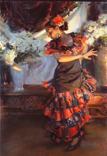 Девочки, милие, как много красоты Вы нарисовали- смотрю Ваши картины и горжусь Вами- Вы все очень т...